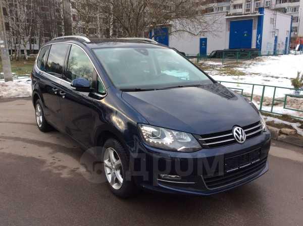 Volkswagen Sharan, 2015 год, 1 580 000 руб.