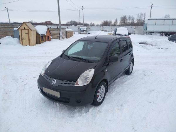 Nissan Note, 2007 год, 365 000 руб.