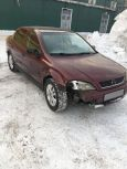 Opel Astra, 2002 год, 150 000 руб.