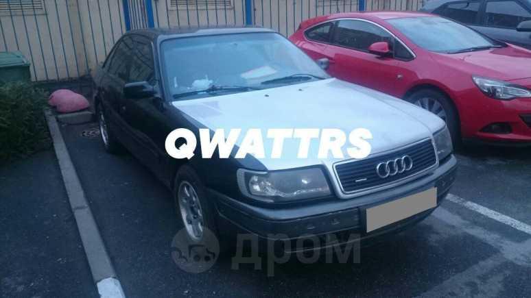 Audi 100, 1991 год, 119 000 руб.