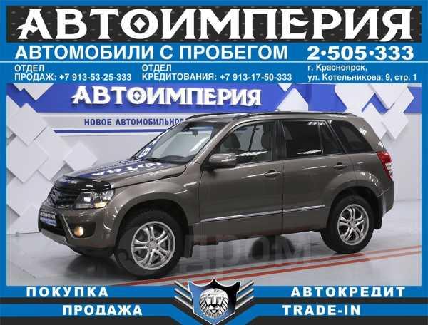 Suzuki Grand Vitara, 2012 год, 828 000 руб.