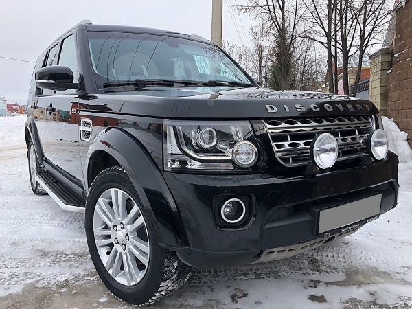 Land Rover Discovery, 2014 год, 1 587 000 руб.