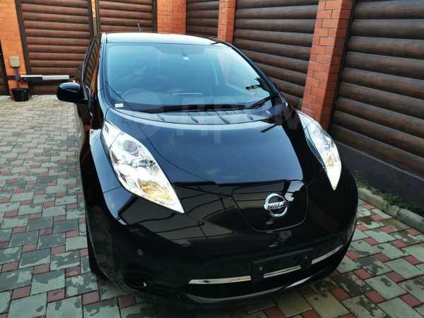 Nissan Leaf, 2015 год, 600 000 руб.