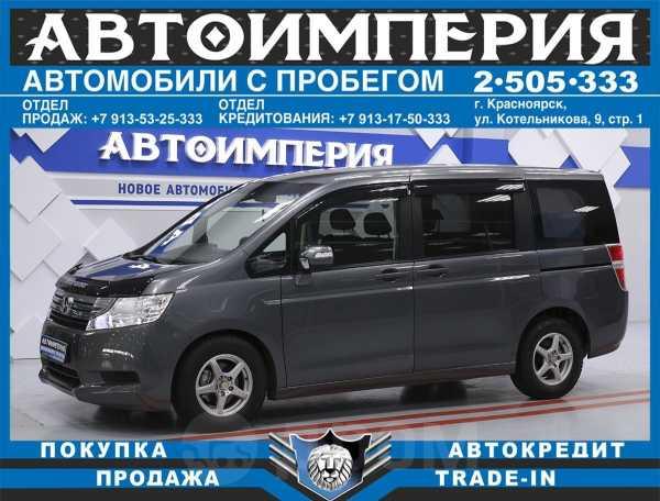 Honda Stepwgn, 2012 год, 838 000 руб.