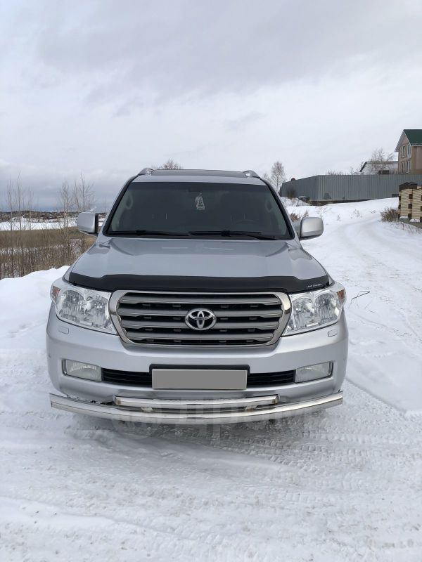 Toyota Land Cruiser, 2011 год, 1 920 000 руб.