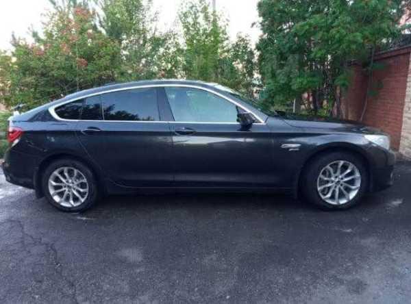 BMW 5-Series Gran Turismo, 2012 год, 1 200 000 руб.