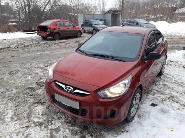 Hyundai Solaris, 2011 год, 339 000 руб.