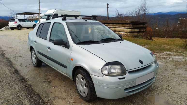 Renault Clio, 2000 год, 80 000 руб.