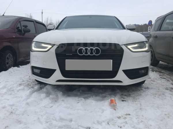 Audi A4, 2012 год, 840 000 руб.