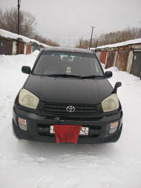Toyota RAV4, 2001 год, 390 000 руб.