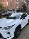 Lexus RX200t, 2017 год, 3 240 000 руб.