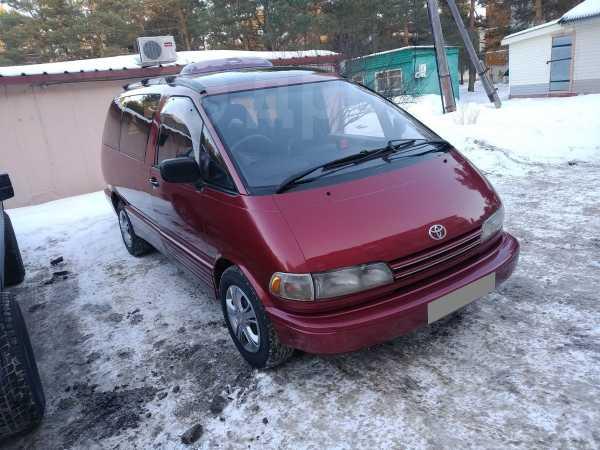 Toyota Estima, 1992 год, 150 000 руб.