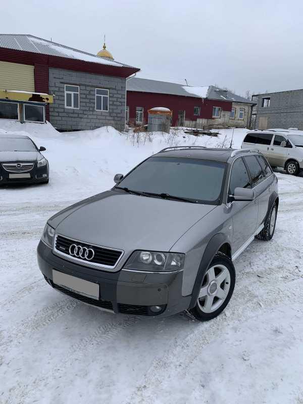Audi A6 allroad quattro, 2000 год, 450 000 руб.