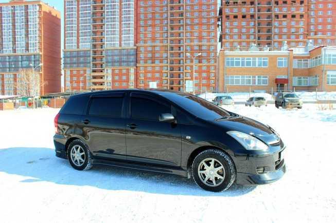 Toyota Wish, 2007 год, 660 000 руб.