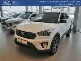 Ноябрьск Hyundai Creta 2019