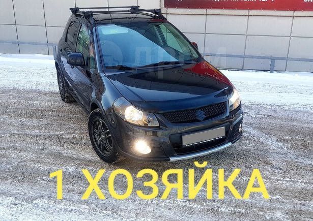 Suzuki SX4, 2012 год, 597 000 руб.