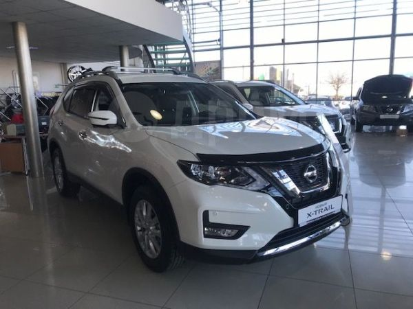 Nissan X-Trail, 2019 год, 2 027 900 руб.