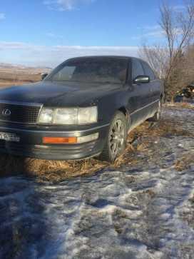 Черногорск LS400 1993