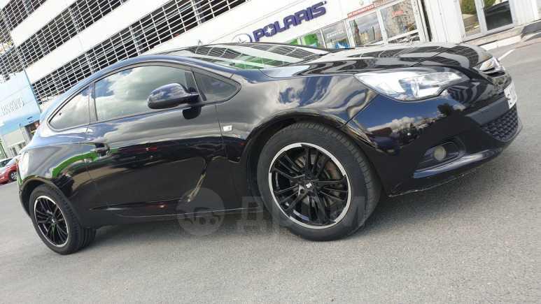 Opel Astra GTC, 2012 год, 395 000 руб.