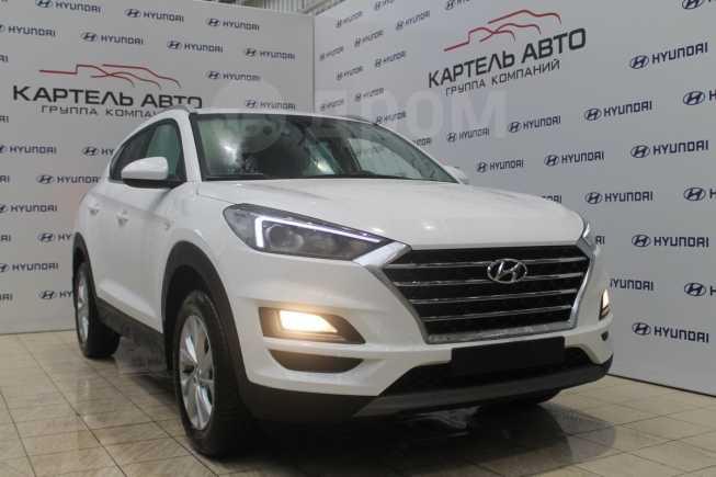 Hyundai Tucson, 2020 год, 1 874 000 руб.
