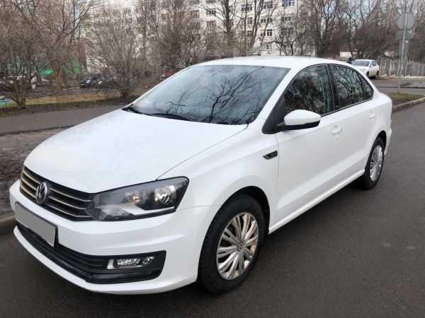 Volkswagen Polo, 2016 год, 599 900 руб.