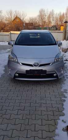 Краснодар Prius PHV 2014