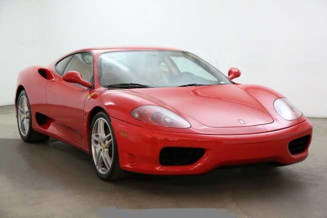 Ferrari 360, 2001 год, 4 320 000 руб.