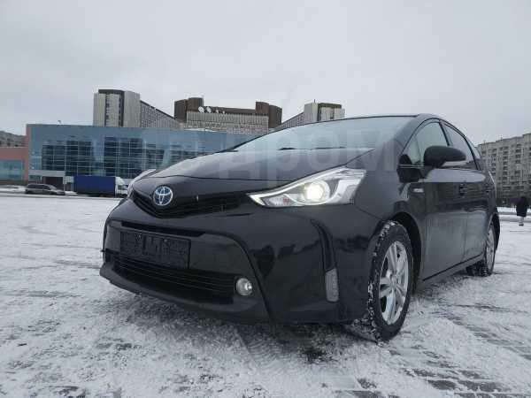 Toyota Prius v, 2016 год, 1 469 000 руб.