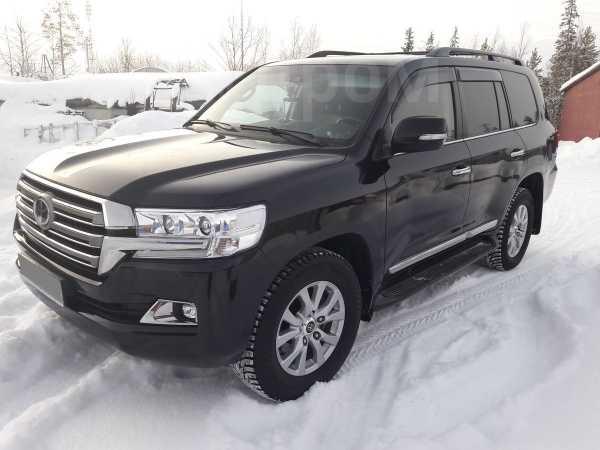 Toyota Land Cruiser, 2015 год, 3 750 000 руб.
