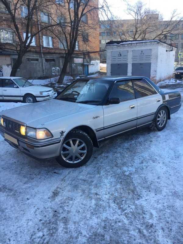 Toyota Crown, 1989 год, 90 000 руб.