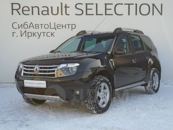 Renault Duster, 2015 год, 739 000 руб.