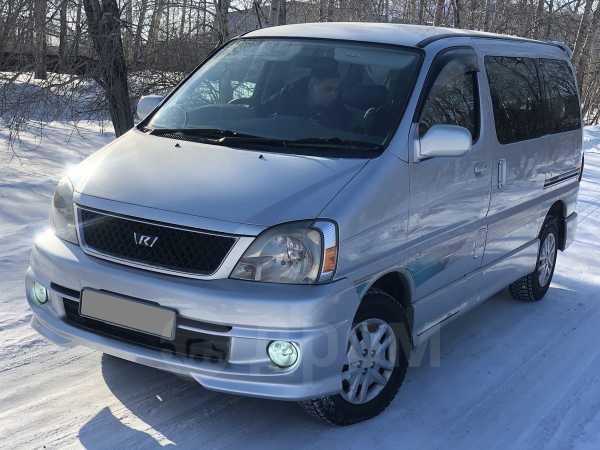 Toyota Regius, 2000 год, 555 000 руб.