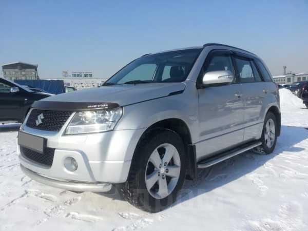 Suzuki Grand Vitara, 2011 год, 828 000 руб.
