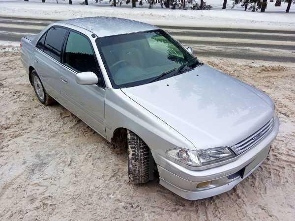 Toyota Carina, 1997 год, 189 000 руб.