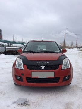 Пермь Suzuki Swift 2010