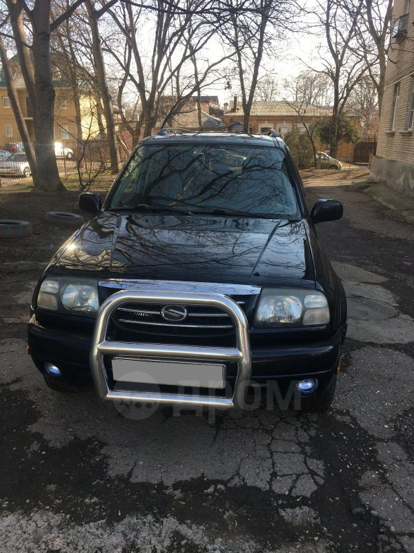 Suzuki Grand Vitara XL-7, 2001 год, 410 000 руб.