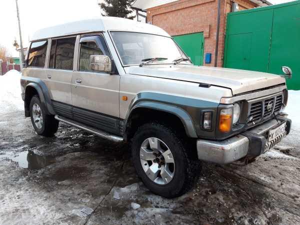 Nissan Safari, 1995 год, 430 000 руб.