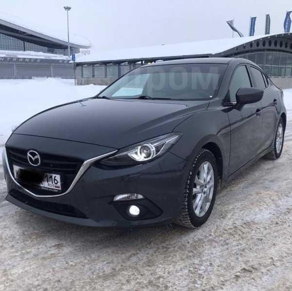 Mazda Mazda3, 2014 год, 810 000 руб.