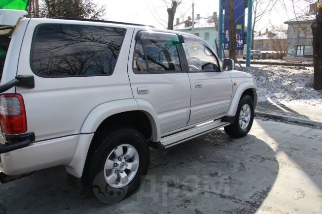 Toyota Hilux Surf, 1997 год, 730 000 руб.