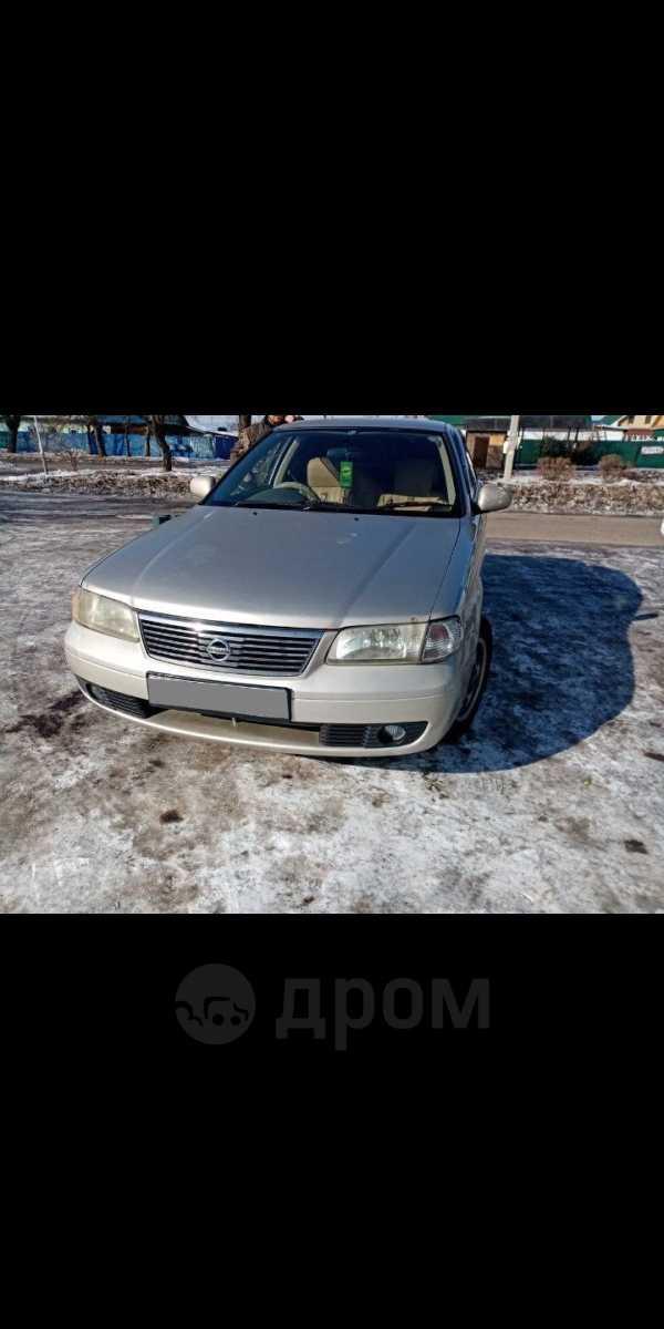 Nissan Sunny, 2002 год, 120 000 руб.