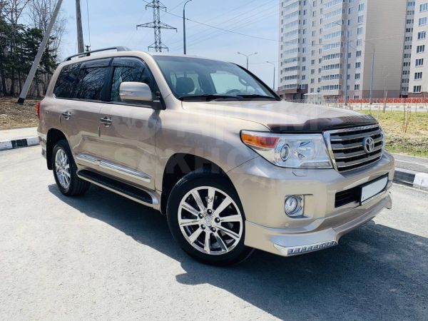 Toyota Land Cruiser, 2012 год, 3 050 000 руб.