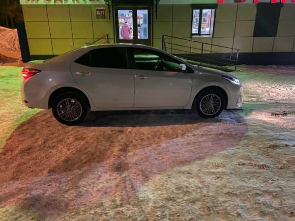 Toyota Corolla, 2018 год, 1 199 000 руб.