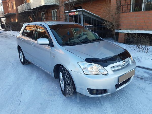 Toyota Allex, 2005 год, 439 000 руб.