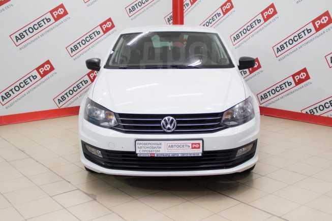 Volkswagen Polo, 2016 год, 605 000 руб.