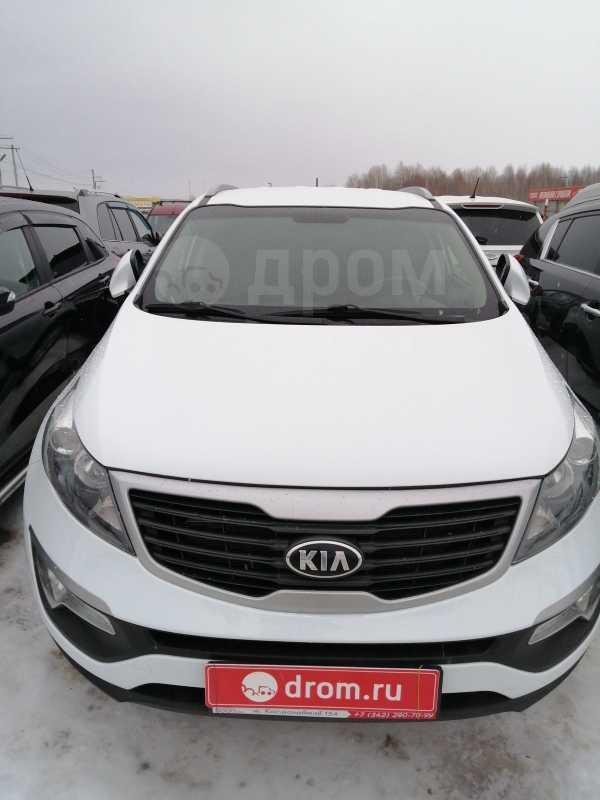 Kia Sportage, 2013 год, 755 000 руб.