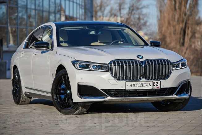 BMW 7-Series, 2019 год, 7 500 000 руб.