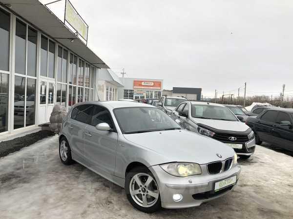 BMW 1-Series, 2007 год, 348 000 руб.