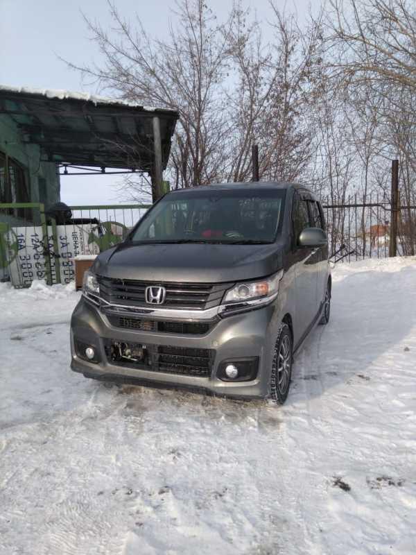 Honda N-WGN, 2016 год, 539 000 руб.