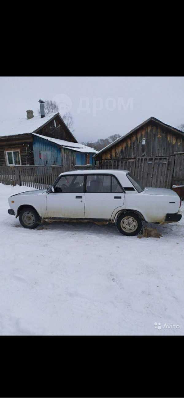 Лада 2107, 2004 год, 33 000 руб.