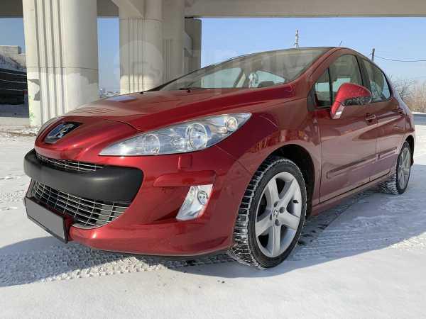 Peugeot 308, 2008 год, 350 000 руб.